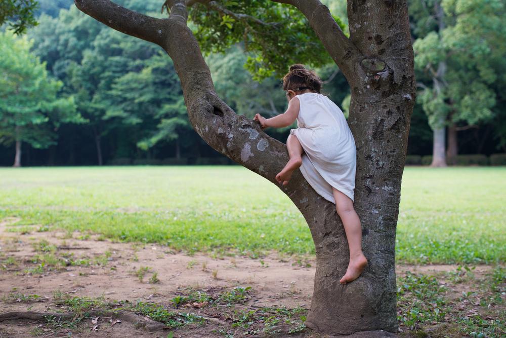 girl-tree