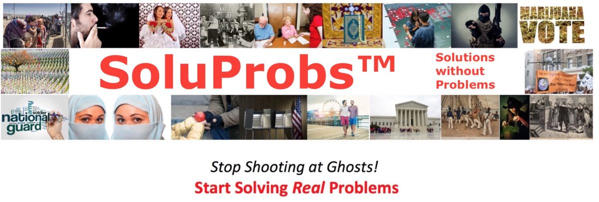 Solutions without Problems